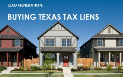 Buying Texas Tax Sales (Sheriff / Constable Auction)