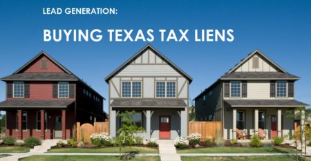 online courses- LEAD generation – buying Tax Liens foreclosures
