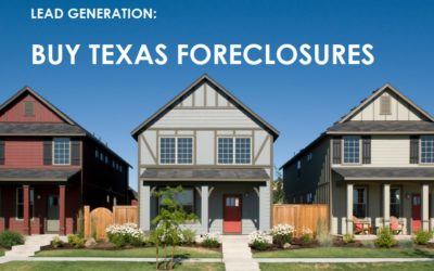 How to Buy Texas Foreclosures (Trustee Auction)