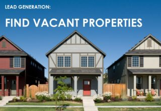 Find Vacant Properties in your backyard without driving..
