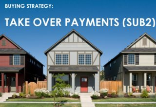 Buy properties by Taking over Payments (subject to)