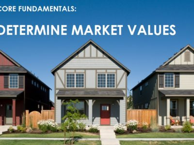 Determine Market Values – The Roddy way to valuate real estate…
